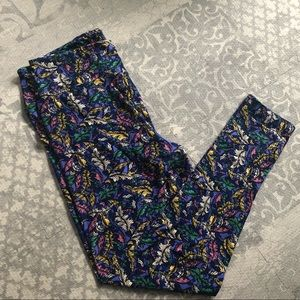 Leaf LuLaRoe leggings